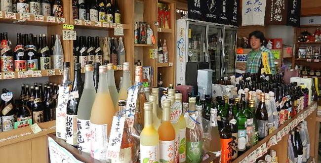 小柳商店(秋田県八郎潟町)